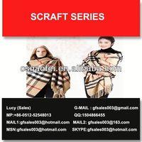 gemstone pendant scarf