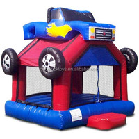 inflatable castle bounce,Cartoon Car Bounce Round Inflatable Bounce House Jumper
