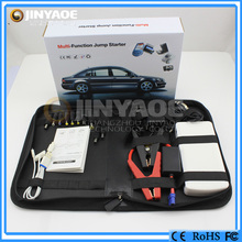 new emergency tool kit 12V powerful mini auto jump starter lipo car battery