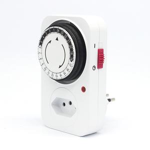 Holso GMT04A BR bianco prezzo basso di conto alla rovescia elettrico interruttore meccanico condizionatore d'aria timer