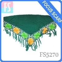 handmade crochet pattern shawl