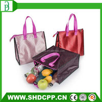 Low price hot selling pizza non woven cooler bag