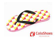 Coface eva sole bright color shoes