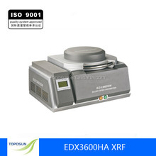 TPS-EDX-3600HA X-ray Fluorescence Spectrometer(XRF) for alloy and mining