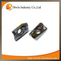Taegutec carbide milling inserts APKT1705 PER-EM TT8020 for machine to make key chains