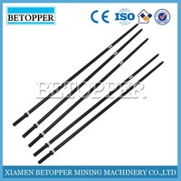 2015 high quality well taper drilling rods equipment tool