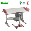 Ergonomic design student Desk With Hutch And Chair