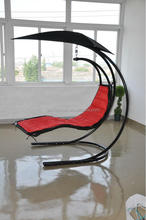 promotion park swing chair swing relax chair hammock swing lounger