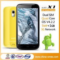 Telefono Multi-Coloured Blubo quad core dual sim Chinese Android Techno Phones