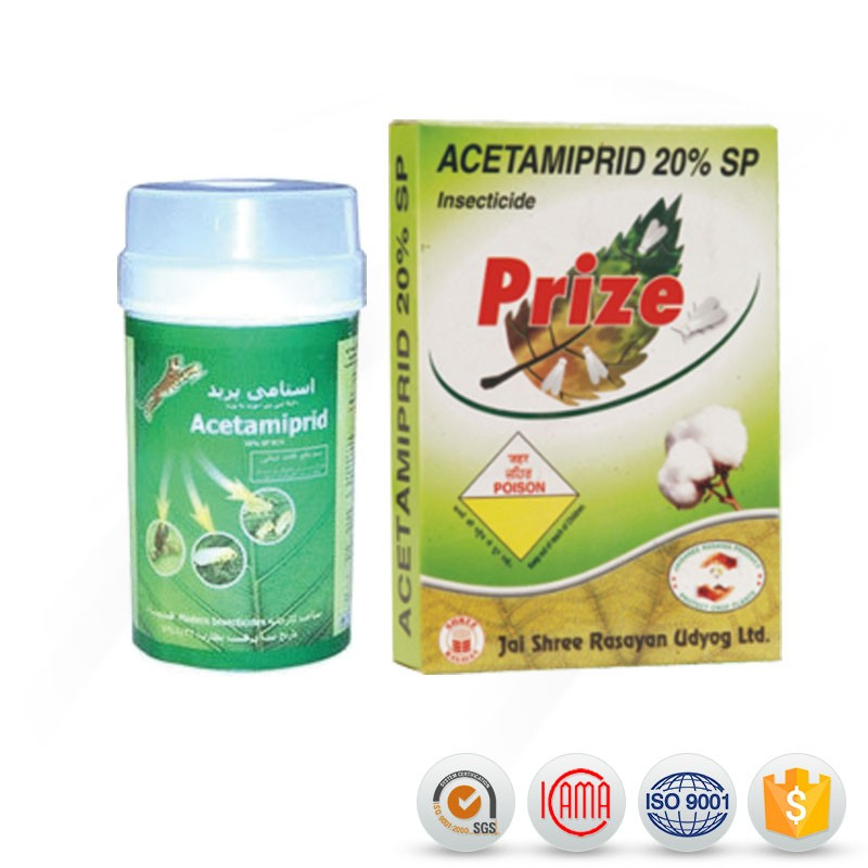 Ацетамиприд инсектицид