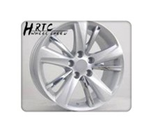 16inch 17 inch 18 inch Hot selling replica alloy rim with pcd 5x114 for toyota
