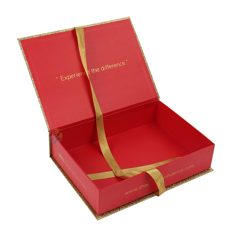 Hair Dye Packaging With Ribbons Hair Extension Boxes Wholesale Buy