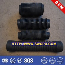 Flexible factory direct black plastic water line pipe fittings