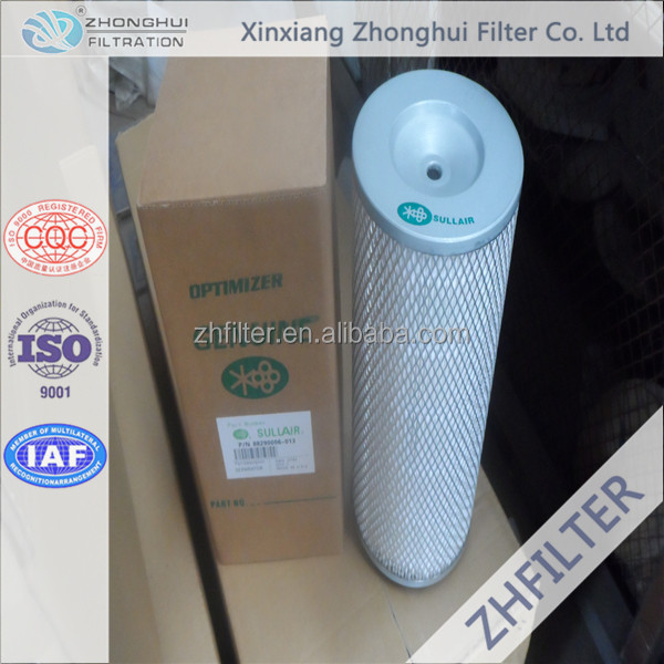 Sullair compressor air filter element 88290004-372