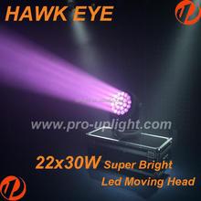 Disco light 20x30W RGBW 4in1 led moving head wash