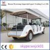 Cheap 8 person electric vehicle vintage car