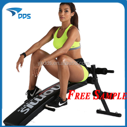 exercise ab sit up bench/incline weight bench for sale