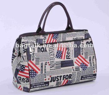 Fashion Weekend Travel Bag