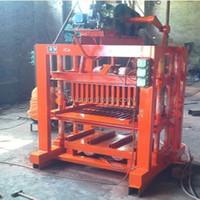 Manual Small concrete 4-40 brick making machine price list