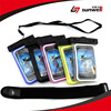 2015 New Arrival Waterproof Bag Cover For Smartphone Custom Waterproof Bag for iPhones with Armband