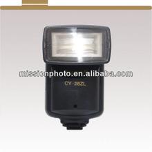 Camera speedlite flash Yinyan CY-28ZL for sony, Pentax