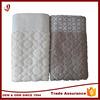 Factory popular 100% cotton solid color thinck jacquard kitchen tea towels