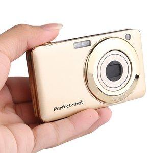 20.0MP 5X оптический зум цифровая компактная камера с 2.7
