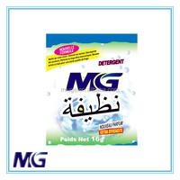 MG Extra Efficacite Detergent Powder(16G), Nouveau Parfume Washing Powder, Hot sale in UAE
