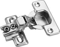 Kitchen adjustable self closing door hinge