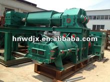 2012 New clay bricks pressing machinery for building bricks