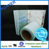 PP self adhesive label paper with strong adhesion