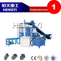 Low investment/High quality tanzania brick making machine for sale(QT4-15)