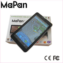 MaPan 7 inch android 4.4 tablet phone with CE FCC/cheap 3G SIM MaPan mobile phone tablet
