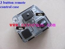 To 3 button remote key control cover remote case