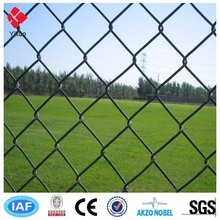 Fence Mesh Application and Chain Link Mesh Type 5x5 hole galvanized fence