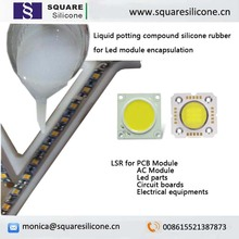 liquid silicon resin for LED G4 Sealant and cover lens