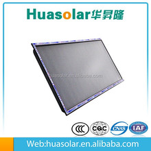 High quality batch solar water heater flat plate solar thermal collectors price for home use
