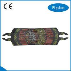 Hot selling mini skate longboard with ABEC-7/9 Bearing