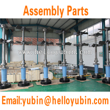 High quality boat/ship/marine propeller long shaft made in China