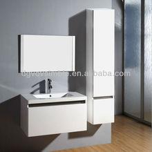 El más reciente blanco mueblesdebaño/venta al por mayor los diseños de baño modelo