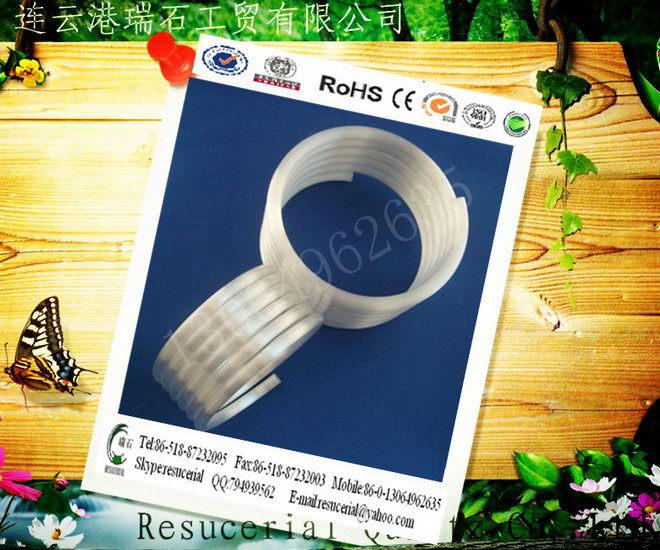 quartz products quartz tube(RE418)0107