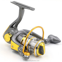 Baitcasting Fishing Reel Lure Casting Reels wheel lateral roller fishing reel salt water wheel with nylon line