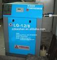 Best Seller accionado por correa eléctrica de tornillo barato compresor de aire de la venta Made In China
