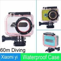 Hard PP Plastic Waterproof Case for Equipment Xiaomi Yi Action Camera
