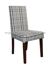 2015 modern dining room furniture fabric chair in good taste AL-D90