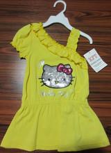 Barato niñas falda de verano / ropa para niños / bebés ropa