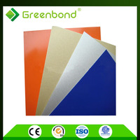 Greenbond high quality Wallboards and ceilings marble finish acm acp
