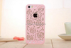 Rose cell phone case for mobile phone accessory flower cell phone accessory for iphone 5 case