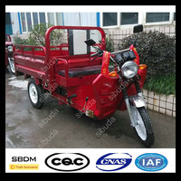 SBDM Open Body Air Cooling 150CC Cargo Motor Tricycle