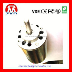 45mm dia round type electric motor 24 volt for massager